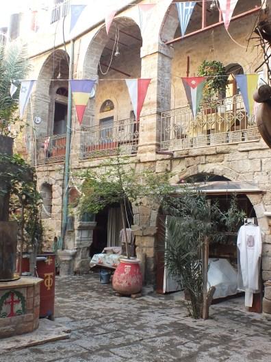 מנזר דיר חג'לה
