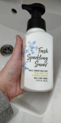 סבון ידיים FRESH SPARKLING SNOW
