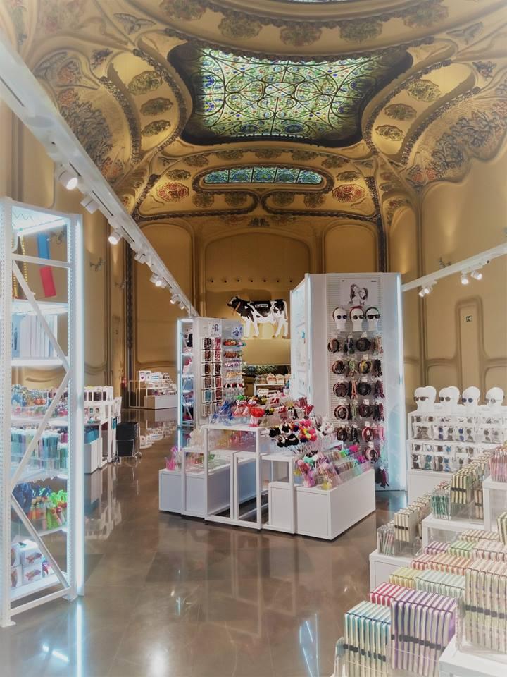 Ale hop - חנויות יצירה בברצלונה
