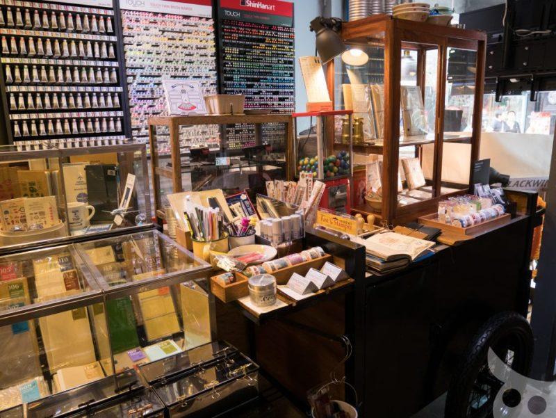 חנויות יצירה בבנגקוק - Lamune