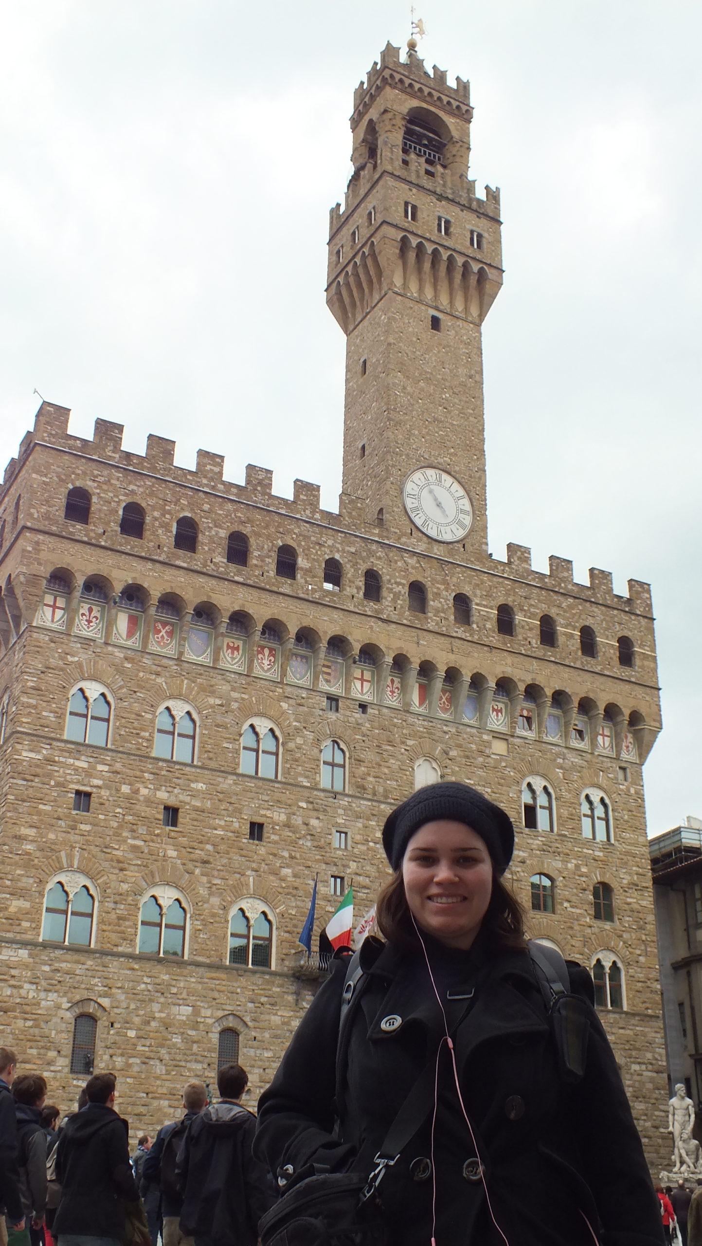 הארמון העתיק - אטרקציות בפירנצה