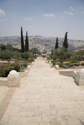 מקומות רומנטיים בירושלים - טיילת אמון הנציב
