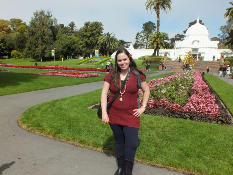 מה לעשות בסן פרנסיסקו - פארק גולדן גייט בסן פרנסיסקו