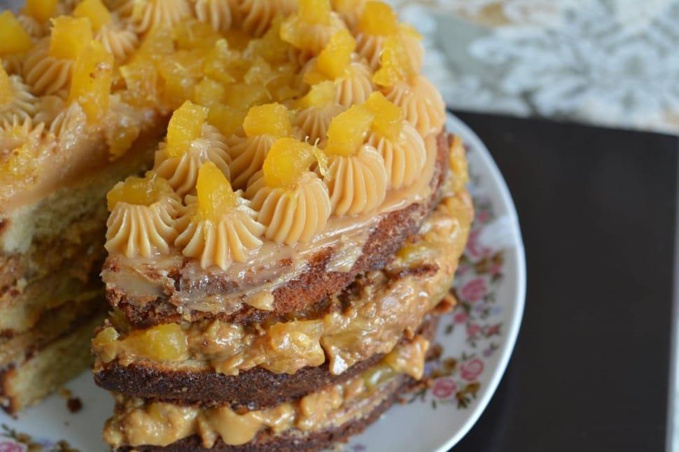 עוגת דבש - רעיונות למתנות לראש השנה