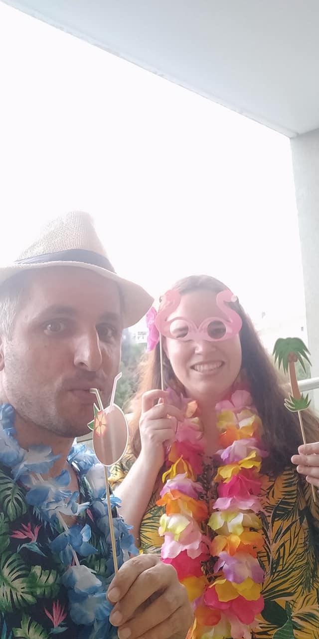 יומולדת הוואי לנדב