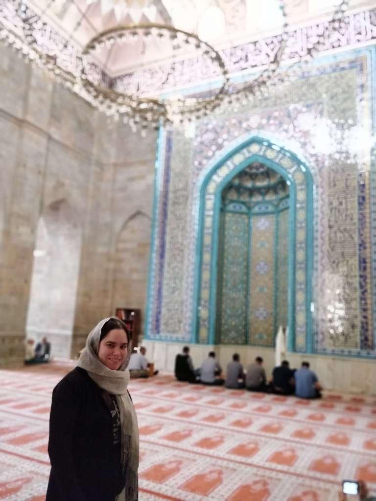 מסגד ג'ומה בשמאחי