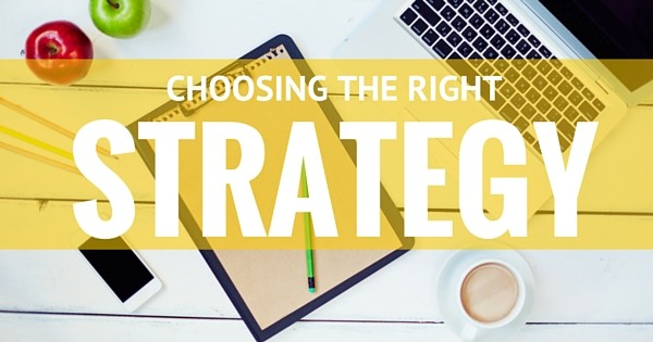 Image result for right strategy