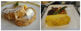 Fiave Favorite Breakfast Places in Vegas