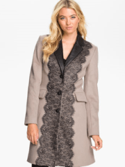 Purchase Badgley Mischka 'Madeline' Coat from Nordstrom.com