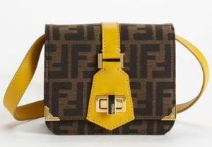 Buy Fendi Tevere Zucca Mini Crossbody Bag from Nordstrom
