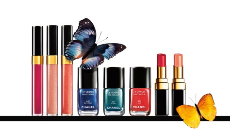 Chanel Summer 2013 Makeup Collection