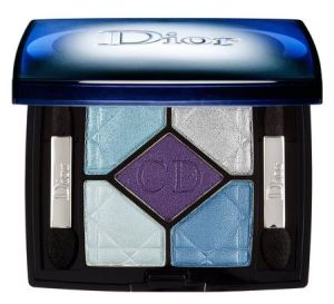 5-Colour Iridescent Eyeshadow in Electric Light