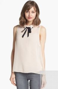 Buy the BOs Collar Top