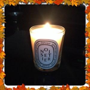 diptyque candle – Noisetier