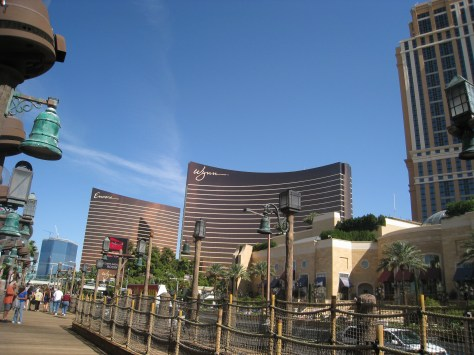 Wynn and Encore Hotel in Las Vegas