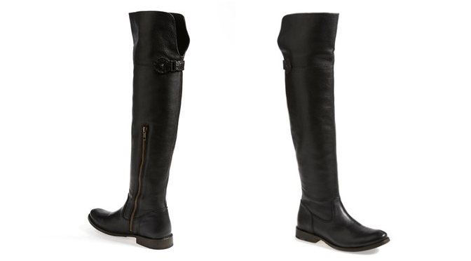 Fall 2014 Trend: Over-the-Knee Boots