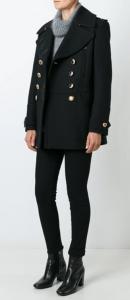 Burberry Military Jacket