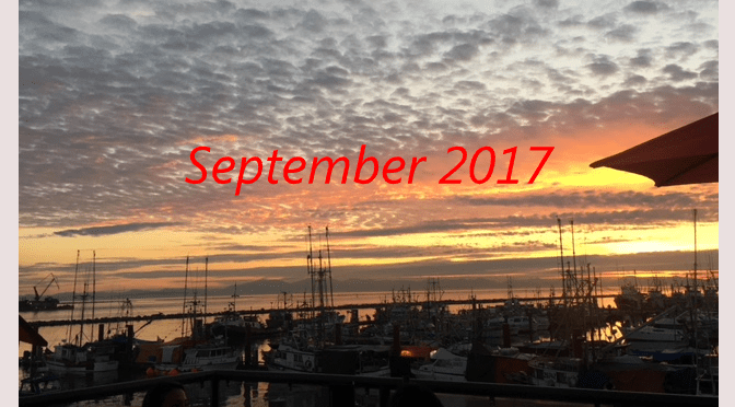 5 Things to Try This Month – September 2017