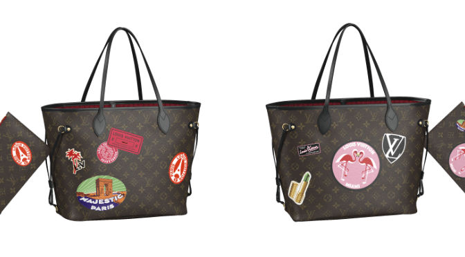 Personalize The Iconic Louis Vuitton Leather Goods
