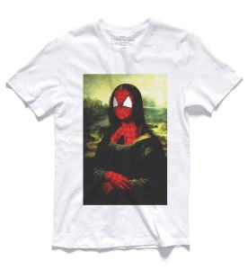 Spider Mona Lisa