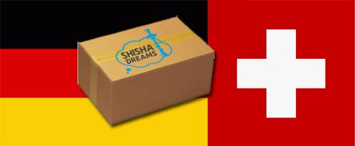 Egal ob Shishas, Köpfe, Tabak oder Zubehör - ie werden immer beliebter die so genannten Grenzpakete!