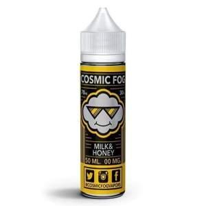Cosmic Fog Milk And Honey 50ml Shortfill E-Liquid