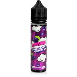 Ohmsome Blackcurrant Berries 50ml Shortfill E-Liquid