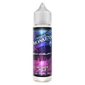 Twelve Monkeys Bonogurt 50ml Shortfill E-Liquid