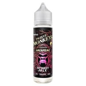 Twelve Monkeys Harambae 50ml Shortfill E-Liquid