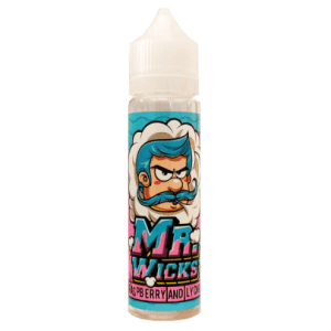 Mr Wicks Raspberry And Lychee 50ml Shortfill E-Liquid