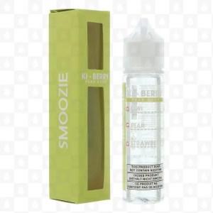 Smoozie Ki-Berry Pear Sour 50ml Shortfill E-Liquid