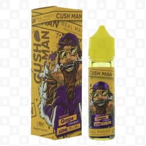Cush Man Mango Grape 50ml Shortfill E-Liquid