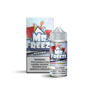 Mr Freeze Strawberry Watermelon Frost 100ml Shortfill E-Liquid