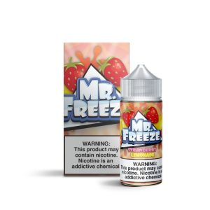 Mr Freeze Strawberry Lemonade 100ml Shortfill E-Liquid