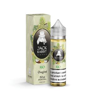 Jack Rabbit Rio 50ml Shortfill E-Liquid