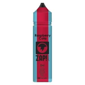 Zap! Raspberry Cola 50ml Shortfill E-Liquid