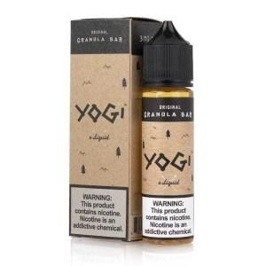 Yogi Orginal Granola Bar 50ml Shortfill E-Liquid