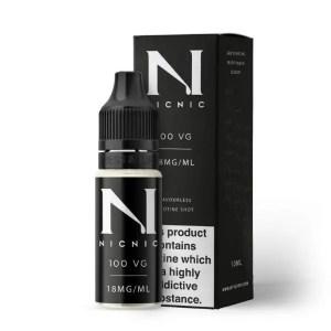 NicNic 18mg 10ml 100VG