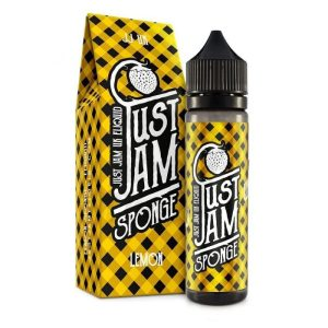 Just Jam Lemon Sponge 50ml E-Liquid