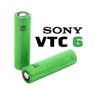 Sony VTC6 - 3000mAh 18650 Battery