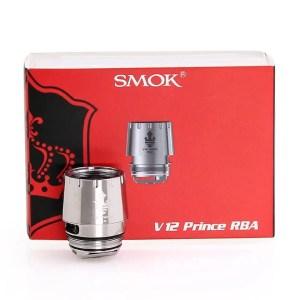 Smok TFV12 Prince RBA Kit