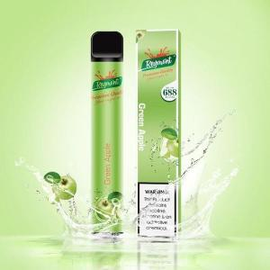 Reymont Bar 688 Green Apple Disposable Vape Bar 20mg