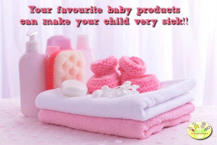 Toxins present in Baby Products