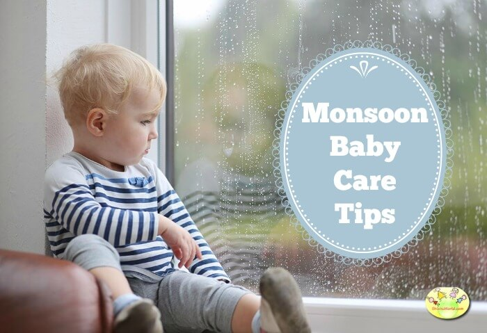 Monsoon Baby Care Tips