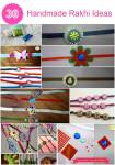 Handmade Rakhi/ Friendship bracelet ideas for kids