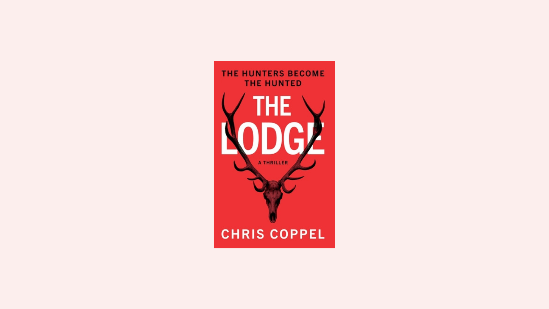 A photo of the book The Lodge by Chris Coppel
