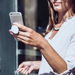 Pop Socket--A Day Without My Computer