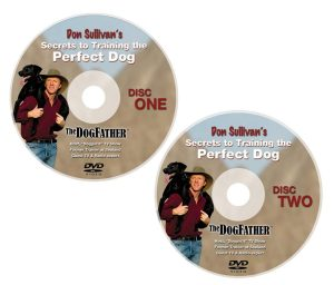 Perfect Dog 2 Disc Training DVDs
