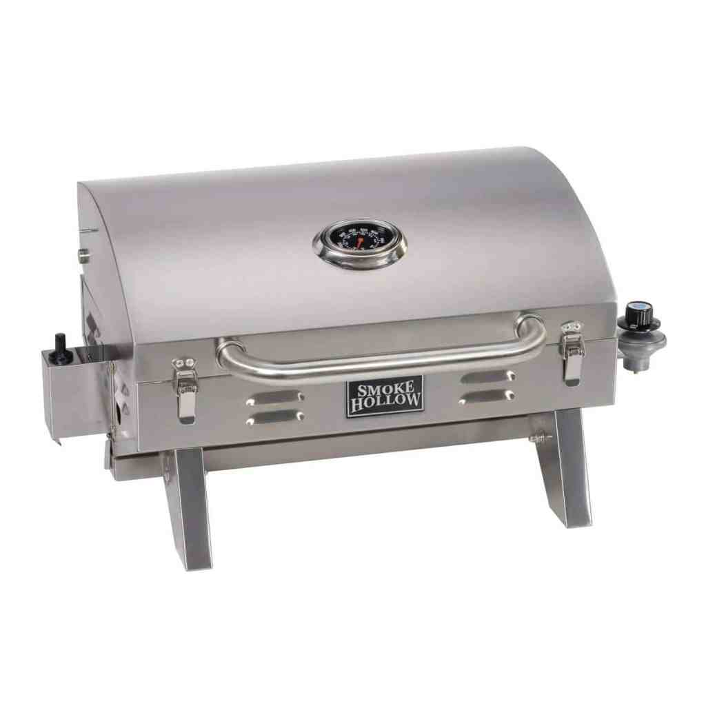Smoke Hollow table top gas grill