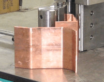 Copperfabrication